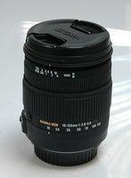 Sigma 18-125 f/3.8-5.6 DC OS HSM за Canon