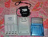 Продавам Зарядни за NI MH батерии