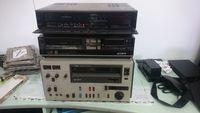 VHS , BETAMAX , U-MATIK