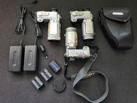Sony F707 Sony F717 аксесоари, батерии, зарядни