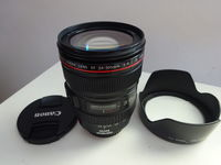 Обектив ФФ : Canon EF 24-105mm f/4 L IS USM
