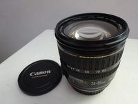 Обектив ФФ : Canon EF 24-85mm f/3.5-4.5 USM