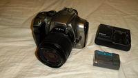 Фотоапарат CANON EOS 300D с обектив EF-S 18-55mm 1:3.5-5.6