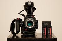 EOS C100 Mark II Super 35mm Digital Cinema Camcorder
