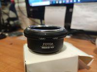 FOTGA Nikon G  Lens to Sony E Mount Adapter