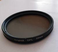 CPL филтър 52 мм