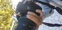 Прекрасен Canon 6D+grip