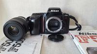 Nikon F50 (+ Nikkor AF 35-80/4-5.6D)