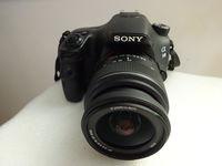 Нов DSLR Sony a58 (5-осева стабилизация на матрицата) + 18-55mm