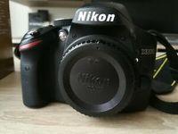 DSLR Nikon D3200 - Тяло + обектив AF-S DX NIKKOR 18-55mm f/3.5-5.6G VR