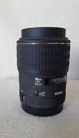 Sigma AF 105 mm f/ 2.8 EX Macro - Canon EF
