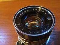 KONICA HEXANON 45mm f1.6