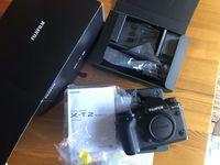 Fujifilm XT-2 в отлично състояние