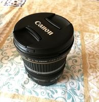 Обектив Canon EF-S 10-22mm f/3.5-4.5 USM