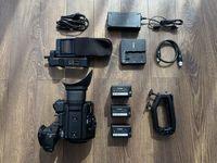 Canon C200 + Три батерии + Sandisk CFast 2.0