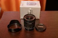 Продавам Canon EF-S 10-18mm f/4.5-5.6 IS STM