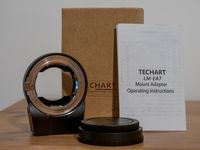 Techart PRO Leica M – Sony E Autofocus Adapter
