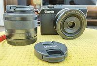 Canon EOS M100 безогледален фотоапарат комплект