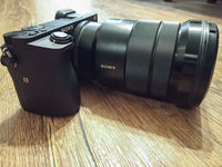 Sony A6500+Oбектив Sony SEL 18-105mm f/4 E PZ G OSS+Oбектив Sony SEL 16-50mm f/3.5-5.6 PZ OSS