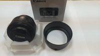 Обектив Canon 50/1.8 stm