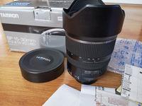 Обектив Tamron SP AF 15-30mm f/2.8 Di VC USD за Nikon