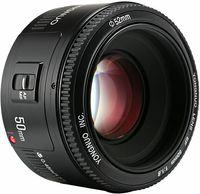 YONGNUO 50mm 1,8 За Canon Нов
