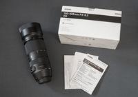 Sigma 100-400mm f/5-6.3 DG OS HSM Contemporary - Canon