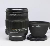 Sigma 18-125mm f/3.8-5.6 DC OS HSM за Nikon