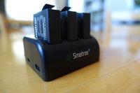 Зарядно и батерии за GoPro Hero