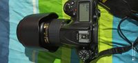 Nikon D7200 + два обектива + светкавица + раница и филтри
