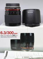 Обектив Samyang Reflex 300mm f/6.3 ED UMC CS за Fujifilm X