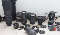 Няколко прекрасни обектива за Nikon
