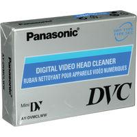 Panasonic MiniDV video head cleaner