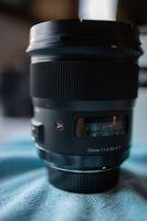 sigma 24 mm 1.4 art за Nikon
