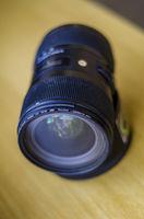 Sigma art 18-35 Nikon