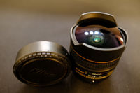 Nikon 10.5mm f2.8G DX Fish eye