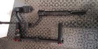 Гимбал стабилизираща система MOZA Air CROSS + допълнителни дръжки + дистанционно