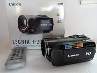 Нова Canon LEGRIA HF20 3,89 MP CMOS Full HD