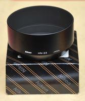 Оригинален метален  сенник Nikon HN-23 за обективи Nikon 85mm f/1.8 D-AF и Nikon 80-200mm f/4