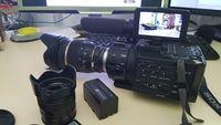 Sony FS100uk super 35mm