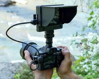 Sony CLM-FHD5 – Full HD дисплей за Sony, Canon, Nikon, Panasonic
