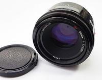 Minolta AF 50mm f1.7, Minolta AF 35-105mm , Sony 18-70mm