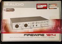 Аудио интерфейс M-Audio Firewire 1814