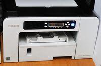 Продавам два сублимационни принтера Ricoh Afficio SG 3110dn