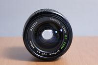 Продавам обектив Yashica MC 35-70mm F3.5-4.5 байонет Yashica / Contax