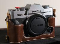 Fujifilm X-T20 сребърен + аксесоари