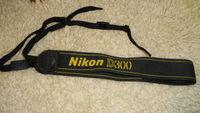 Оригинален ремък за врат Nikon D 300