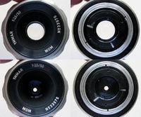 Very rare lens Ymmar 3.5/50mm, M42 mount