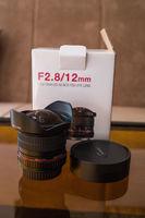 Samyang 12mm f/2.8 ED Fisheye Canon