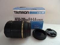 Нов  Tamron AF 55-200mm f/4-5.6 Di II LD Macro за Canon